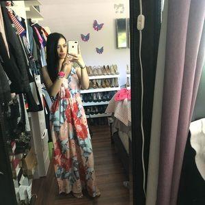 Loft maxi dress 2P